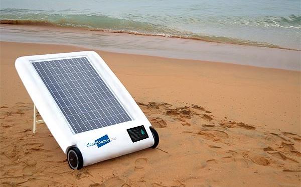 Turn Seawater Into Drinking Water – Just Add Sunshine